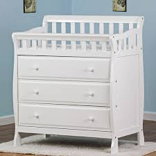 dream on me changing table and dresser dream on me marcus changing table and dresser in white free shipping