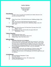 Resume Sample Volunteer Experience by Field Service Resume Free Resume Example And Writing Download