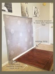 alternative uses for laminate flooring