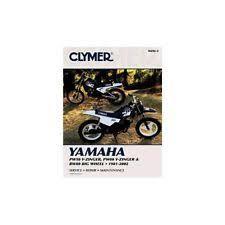 yamaha yz250f manual ebay