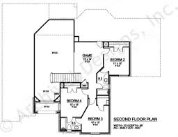 Jack And Jill House Plans by Abilene Place Luxury Floor Plans Traditional House Plan