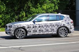 2018 x3 g01 u s 2018 bmw x3 sheds more camouflage looks like an evolution of the