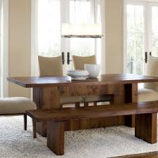 Dining Table And Fabric Chairs Vintage Dining Room With Rectangular Shape Pottery Barn Dining