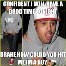 Chris Brown Meme - shocked chris brown memes quickmeme