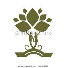 tree symbol tree symbol unity love stock vector 586328981 shutterstock