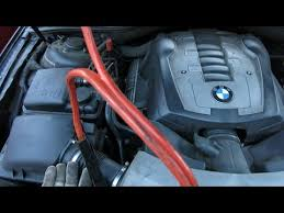 how to charge a bmw car battery how to jump start a battery with a bmw e65 e66