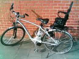 vélo avec siège bébé flyer t9 essai