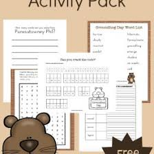 groundhog u0027s day free homeschool deals