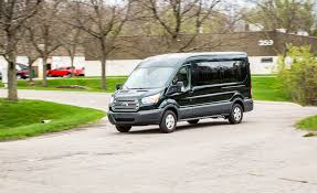 ford transit reviews ford transit price photos and specs car