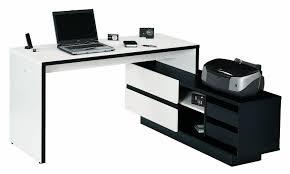 Schreibtisch Schwarz Lack Eckschreibtisch Schwarz Weiß Saigonford Info