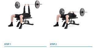 Bench Press For Biceps - 6 exercises in 2 supersets for bigger and stronger triceps and