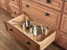 kitchen sliding storage drawer cabinet shelves kitchen cupboard