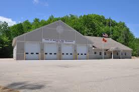 volunteer fire station floor plans bartlett fire department town of bartlett nh