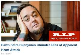 Chumlee Meme - chumlee dead again death hoax rises from the grave hoaxed