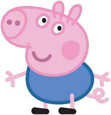 george peppa pig transparent png image gallery yopriceville