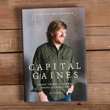Joanna Gaines Book Chip Gaines On Fame And Why He Chose His New Book Cover