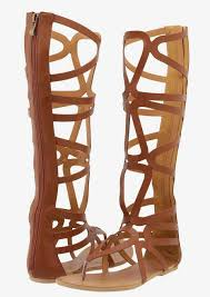 shoe of the day heart soul cleopatra gladiator sandal shoeography