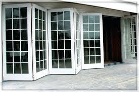Exterior Folding Patio Doors Exterior Folding Door Design Of Folding Patio Door Folding Patio