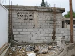 Building A Cinder Block House Structural Haiti Earthquake Clearinghouse