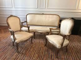 canap style louis xv achetez ensemble canapé 2 a rénover annonce vente à 75