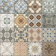 maalem decor matt tiles walls and floors p a t t e r n