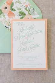 best 25 peach wedding invitations ideas on pinterest grey peach