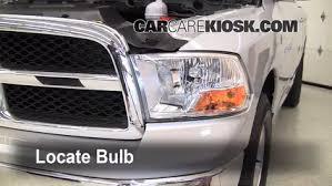 2006 dodge ram 2500 headlight bulb headlight change 2011 2016 ram 1500 2011 ram 1500 slt 4 7l v8