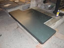 fireplace base u2013 honister green slate