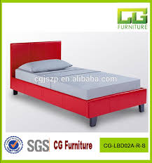 red leather bed red leather bed suppliers and manufacturers at