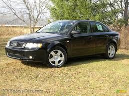 2004 audi a4 1 8 t quattro for sale 2004 audi a4 1 8t quattro sedan in brilliant black 156831
