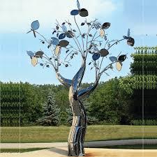 stainless steel tree sculpture stainless steel tree sculpture