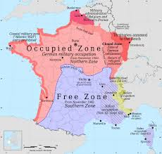 Map Of Belgium And Germany Today In History 22 June 1940 Second Armistice At Compiègne