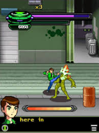 ben 10 venganza vilgax android download