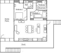 Beach Houses Floor Plans Floor Plans Beach House House Interior