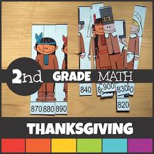 thanksgiving math centers activities and worksheets by km classroom