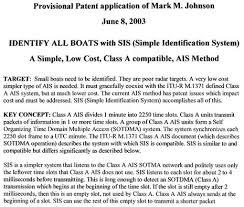 srt acquires class b ais patent consequences uncertain sailfeed