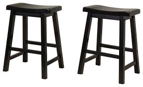 wooden saddle seat bar stools and counter stools houzz