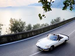 hire a in italy spider style sports car hire delicious italy