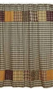 Rustic Country Curtains Country Shower Curtains Appleseed Primitives Primitive And