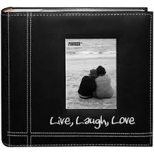 200 photo album 4x6 photo pioneer sewn leather album 4x6 cover frame holds 200 photos