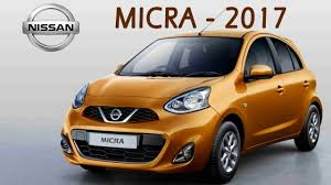 nissan micra new launch nissan micra 2017 launched in india u20b95 99 u20b97 23 lakh