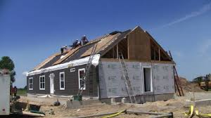 how are modular homes built time lapse of new modular home being built youtube