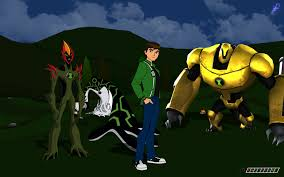 ben ten alien force cartoon wallpapers desktop free wallpapers
