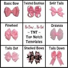 different types of hair bows styles of hair bows kheop