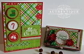 scrapbook flair pam bray designs season u0027s greetings gift set and