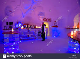 the iglu dorf is a hotel restaurant and bar in igloos on the stock