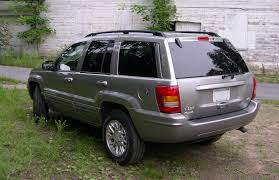 mazda jeep 2002 2002 jeep grand cherokee information and photos zombiedrive