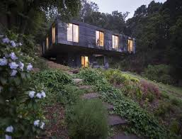 modern hillside house plans hillside house plans with a view building on problems architecture