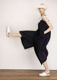 black crane jumpsuit pleats jumpsuit by black crane http totokaelo com black crane