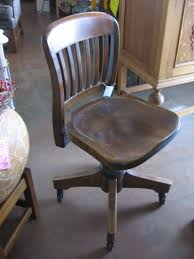 Vintage Swivel Chair Amazing Decoration On Antique Swivel Office Chair 136 Antique Wood
